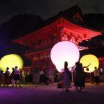 ヘアーサロンデュオ 10月 光の祭