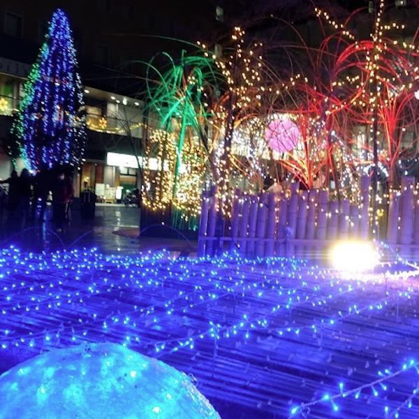 長岡京市の理容店 ヘアーサロンデュオ 12月